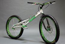 Triál biciklik