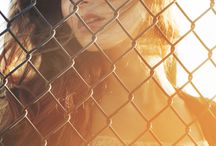 Photography: Chain link fence