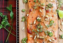 Healthy Seafood Recipes / Beautiful Seafood Recipes from talented food blogger/photographers. Pin healthy and delicious food with direct link to original recipe. Your best gorgeous photos (vertical) only please.