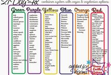 Simple 21 Day Fix Meals / Everything 21 Day Fix related by a busy mom of 4.