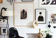 Black & White / by Kimberly Woods