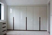 Contemporary-Style Wardrobes / Modern, contemporary interiors, clean design