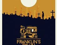 Franklin's Brain (2017) 13min | Short, Sci-Fi / facebook.com/FranklinsBrain www.imdb.com/title/tt6469622/ twitter.com/LiamDHobbs twitter.com/ScottQuinn_ Tom and his only companion, a box containing the thoughts and memories of a former human, Franklin, desperately search for meaning in their lives. Obsessed by the mystery of his own life and death, Franklin begs Tom to dig up his grave. Director: Scott Quinn Writer: Scott Quinn Stars: Keely Beresford, Oliver Hembrough, Nathan Sussex
