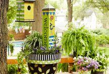 Breeze Art Summer Flags / Summer Garden Flags by BreezeArt to add to your garden décor.