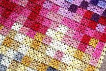 scrap yarn project