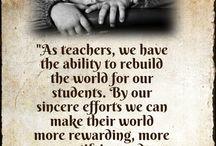 Teacher Inspiration Quotes