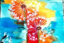 My paintings :)