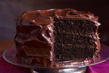 Cakes. Mmmhhhhhhmmmmm