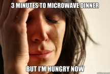 The Woman / First World Problems