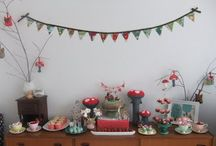 Woodland party ideas