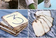 Woodland Weddings / Gorgeous ideas for rustic, forest weddings.
