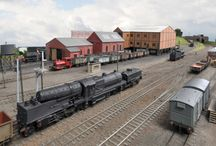 Trains - Modelling / Model RailRoads, Trains, Layouts