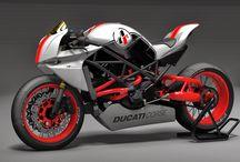 Ducati & CBs / Cafe racer bikes