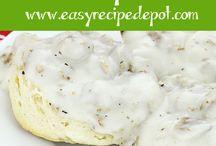 Recipes / by Eryn Morgan