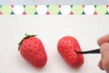 fondant fruits