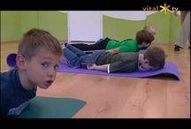 mozgás videó