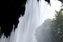 Waterfall Greece