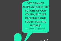 Be inspiring! / Inspire young people to be the best they can be.