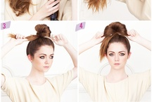 H.A.I.R. / There are a million and one things you can do your hair, here are just some :)  / by Blanca Manrique