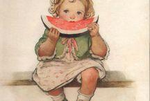 Jessie Willcox Smith / Illustratrice 1863 -1935