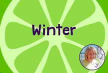 Winter Materials & Ideas / Winter Materials & Ideas! Board compiled by Danielle Reed, M.S., CCC-SLP