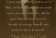 The Gilded Cuff Teasers / These are quotes from my book The Gilded Cuff, book 1 in my Surrender Series!