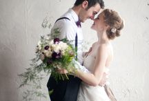 Zoe and Scott / by The Country Garden Florist