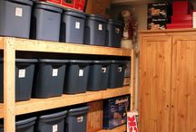 home - extra storage/organization