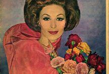 Wilhelmina – 1960s supermodel