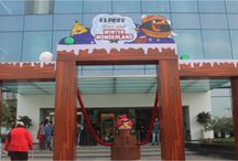 Angry Birds at Elante Mall, Chandigarh