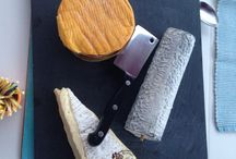 Lucie's Cheese Travels / A collection of fromage that Lucie likes