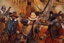 Illustrations - Armor & Costumes
