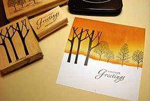 Cards: Brayered Backgrounds