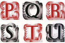 Favourites: Typography / #typography #type #lettering #font