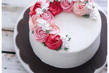 NATURAL NAKED CAKE