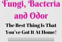 this DESTROYS FUNGI,  BACTERIA  AND