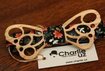 деревянные бабочки