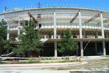 Kadir Has Kongre Merkezi ve Spor Salonu Kayseri
