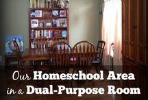 Homeschool / by Violet Flowers