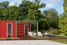 Granny Annexes and garden studios from Bauhu