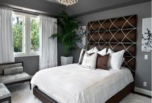 Master Bedroom / by Brittney