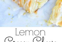 Lemon Chifon cake
