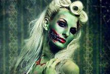zombies, mutantes, terror / el miedo