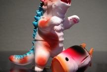 Kaiju  / by Sin