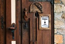Dvere, interier exterier