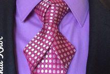 Nós com gravata estreita ALBERTO
