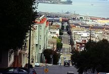 San Francisco / Pins about San Francisco, USA.