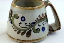 MUGS & SHINO & TEA bowls    & Little things  S