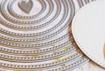 Vackra och användbara dies / Här kan du se några av våra dies!  Vill du se alla våra dies gå in på sidan .  http://kristinasscrapbooking.se/