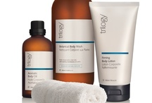 Trilogy for every body / Pamper and nourish. From top to toe.